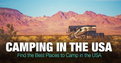 Find the Best Places to Camp in the USA – Free vs Paid Options
