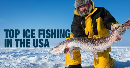 Ice Fishing Near Me – Top Ice Fishing Spots in the USA