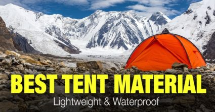 What Is The Best Lightweight Waterproof Tent Material?